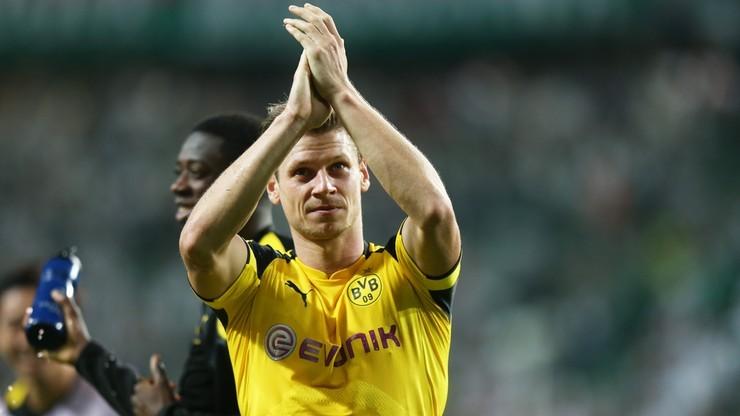 Piszczek trenował z drużyną, ale nie zagra w Pucharze Niemiec