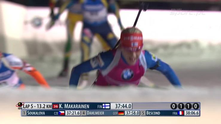 Niesamowity wyścig z czasem Kaisy Makarainen