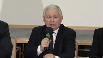Kaczyński: rusza konkurs na pomniki smoleńskie