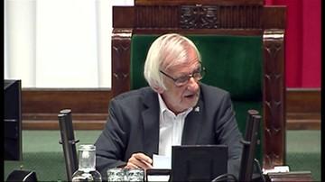 Wycofanie wotum nieufności wobec ministra rolnictwa Krzysztofa Jurgiela