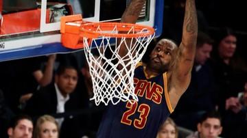 2015-11-22 NBA: Cavaliers znów lepsi od Hawks