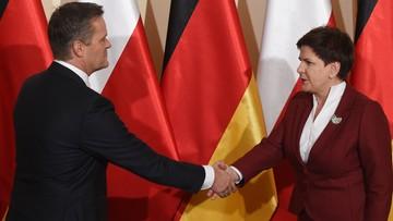 13-10-2016 09:33 Premier Szydło: Mercedes wyłoży na budowę fabryki w Jaworze ok. 500 mln euro