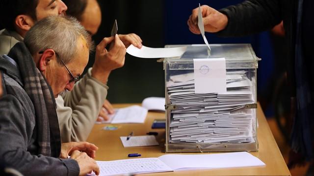 Sondaż: separatyści zdobyli większość w parlamencie Katalonii