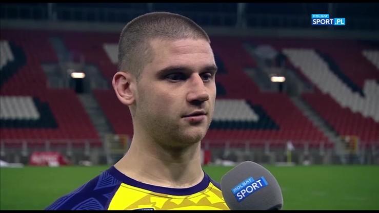 2017-11-11 Piotrowicz: Poziom polskiego rugby cały czas pnie się w górę