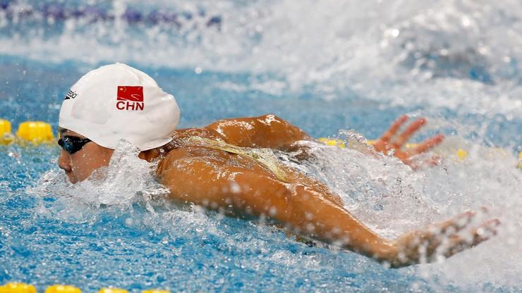 Kolejna afera dopingowa! Chińska pływaczka zawieszona na dwa lata