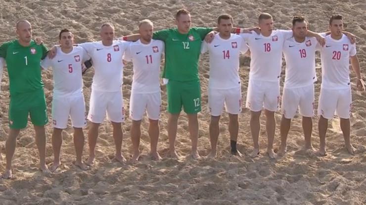 MŚ w beach soccerze: Polacy poznają swoich rywali!
