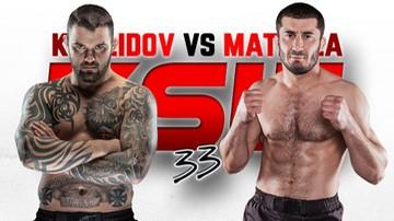 2015-11-26 KSW 33: Materla czy Khalidov? Zawodnicy typują walkę!