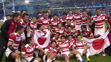 2015-09-19 PŚ: Największa sensacja w historii rugby? Japonia pokonała RPA!
