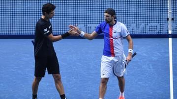 2017-11-17 ATP Finals: Kubot/Melo - Murray/Soares. Transmisja w Polsacie Sport Extra