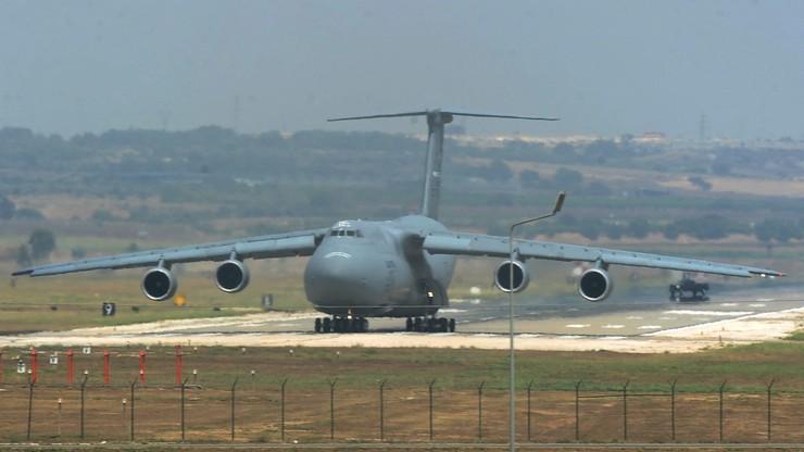 Pentagon: wznowiono działania przeciwko IS z tureckiej bazy Incirlik