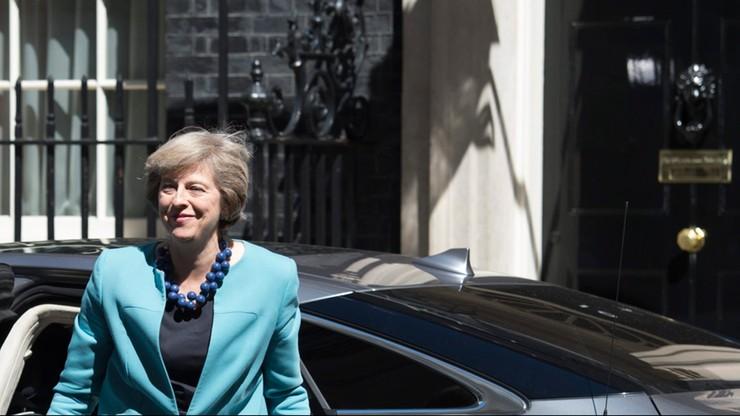 Kanclerz Merkel zaprosiła brytyjską premier do Niemiec