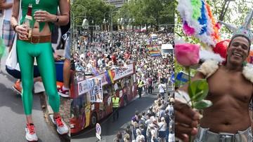 23-07-2016 20:15 Parada LGBT w Berlinie. Ruszyła mimo tragedii w Monachium