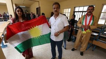 """25-09-2017 14:26 Iran zamknął granicę z irackim Kurdystanem. """"Nielegalne referendum niepodległościowe"""""""