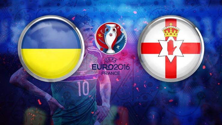 Ukraina - Irlandia Północna: Transmisja w Polsacie Sport 2