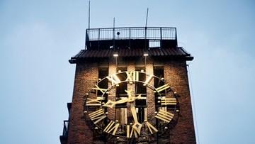 10-07-2017 22:20 W Gdańsku uruchomiono odrestaurowany zabytkowy zegar na Biskupiej Górce