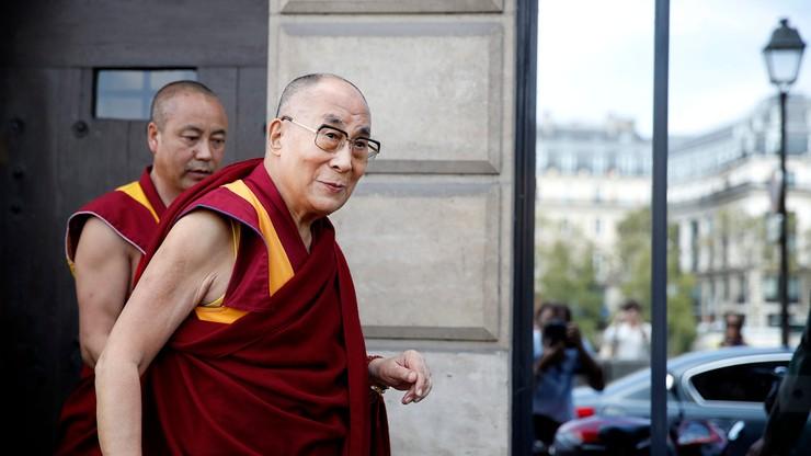 Dalajlama apeluje do UE o konstruktywną krytykę Chin