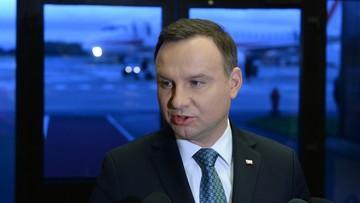 16-11-2016 18:33 Prezydent: przywracamy wiek emerytalny oczekiwany przez Polaków