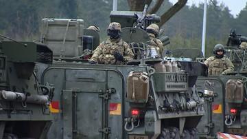 10-10-2017 07:46 Amerykańska armia jedzie do Polski, aby wzmocnić flankę NATO