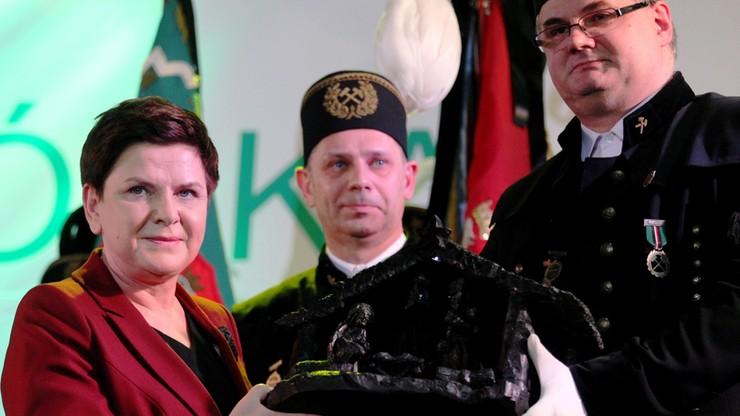 Szydło: polski węgiel będzie synonimem nowoczesności