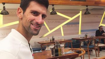 2017-10-09 W restauracji Djokovicia będzie można zjeść... za darmo