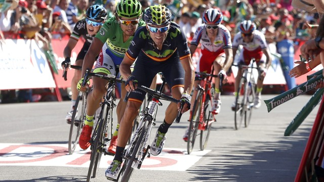 Vuelta a Espana – zwycięstwo Valverde, Majka ósmy