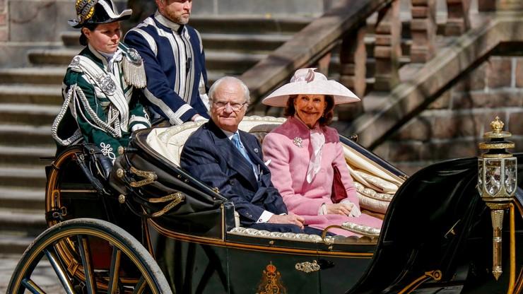 Urodziny po królewsku. Wielkie święto w Szwecji