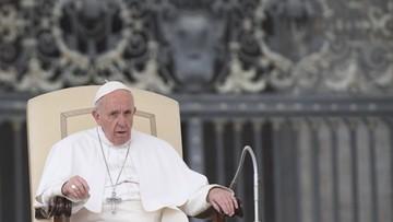 22-03-2017 13:21 Papież: dramat uchodźców to największa tragedia po II wojnie światowej
