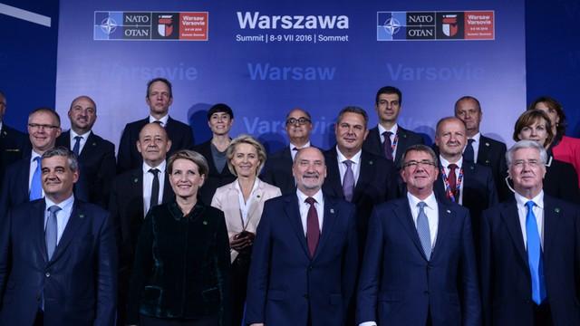 Szczyt NATO zdecydował o wzmocnieniu obecności na wschodniej flance - podsumowanie