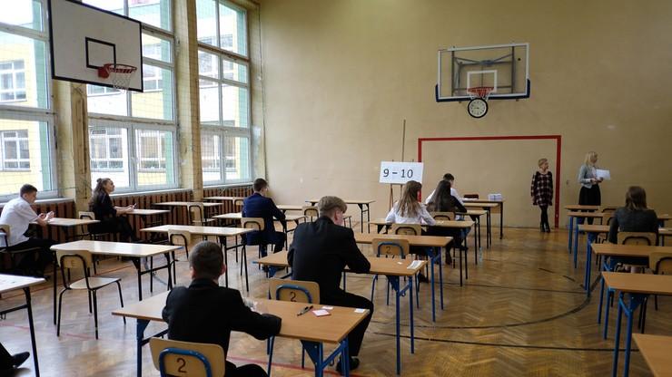 Rozpoczęły się egzaminy gimnazjalne