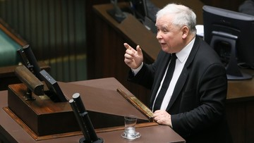 07-04-2017 17:27 Kaczyński: myślę, że w historii zapiszę się bardzo ładnie