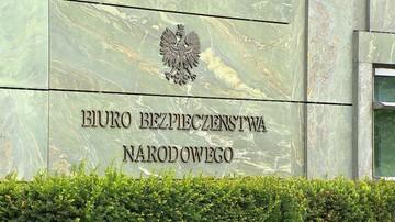 BBN: zerwaliśmy umowę z płk. Juźwikiem po otrzymaniu informacji o jego służbie w WSW