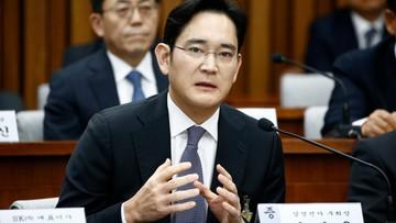 11-01-2017 10:13 Wiceprezes Samsung Electronics zamieszany w skandal polityczny