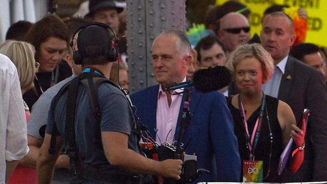 Australia: Premier obecny na tradycyjnym pochodzie gejowskim w Sydney
