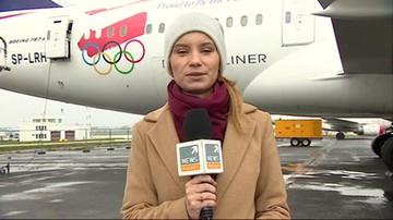 Polska reprezentacja olimpijska będzie latać Dreamlinerem