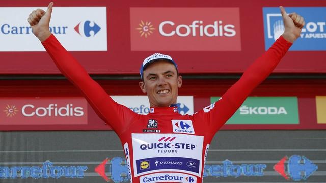 Vuelta a Espana - Lampaert wygrał drugi etap i został liderem