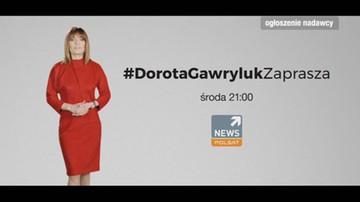 2017-03-24 #DorotaGawrylukZaprasza – w Polsat News od 29 marca