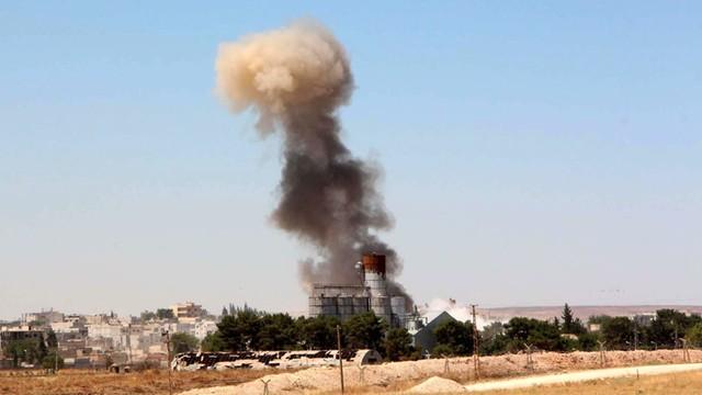 Koalicja walcząca z Państwem Islamskim wzywa Rosję do zaprzestania nalotów