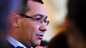 06-09-2016 19:32 Były premier Rumunii pod nadzorem sądowym. Jest oskarżony o korupcję