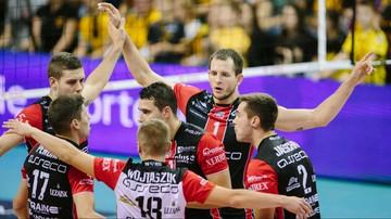 2015-11-17 Resovia walczy w Lidze Mistrzów. Transmisja od 17.00 w Polsacie Sport