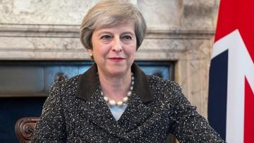 """29-03-2017 13:52 """"Rząd realizuje demokratyczną wolę narodu"""". Premier May rozpoczęła procedurę wyjścia z UE"""