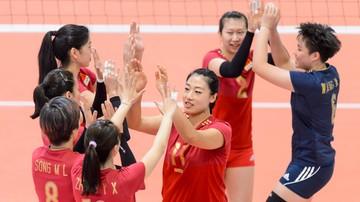 2015-09-05 Puchar Świata: Chinki z awansem na Igrzyska Olimpijskie!