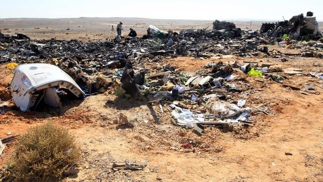 USA: na razie brak dowodów, że przyczyną katastrofy A321 był terroryzm