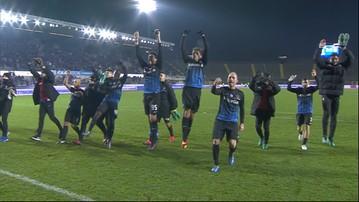 2016-11-30 Puchar Włoch: Pewny awans Atalanty Bergamo. Teraz czas na obrońcę tytułu