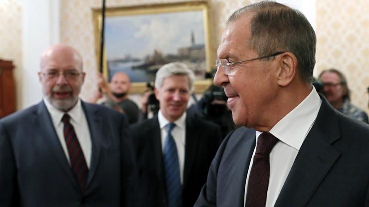 Ławrow: działania sił pod dowództwem amerykańskim w Syrii budzą wiele wątpliwości