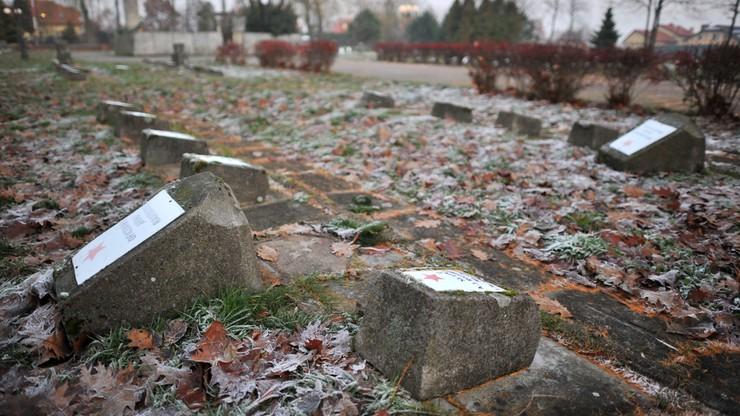 Zatrzymano sprawcę dewastacji cmentarza w Garwolinie