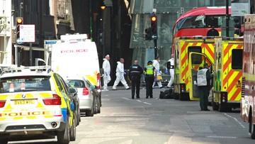 04-06-2017 17:29 Brytyjskie służby ratunkowe: 21 osób rannych w zamachu jest w stanie krytycznym