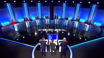 Debata 8 liderów: zadłużenie państwa
