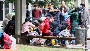 """18-05-2016 13:09 """"Getto Idomeni"""". Uchodźcy na grecko-macedońskiej granicy"""