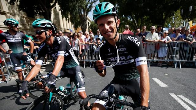 Vuelta a Espana - Majka trzeci na ósmym etapie