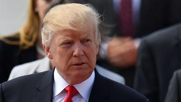 """06-07-2017 20:06 """"Trump w Warszawie w wersji eksportowej. Trump w wersji dziennej"""""""